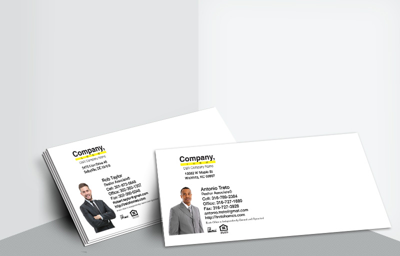 Weichert Real Estate #10 Silhouette Envelopes - Weichert - Custom Stationery Templates for Realtors | BestPrintBuy.com
