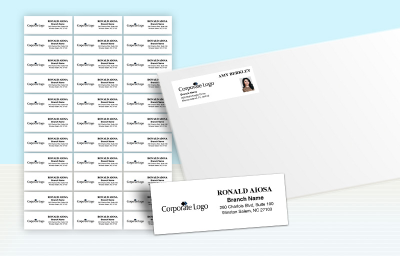 Windermere Real Estate Return Address Labels - Windermere Real Estate  personalized mailing labels for envelopes | BestPrintBuy.com