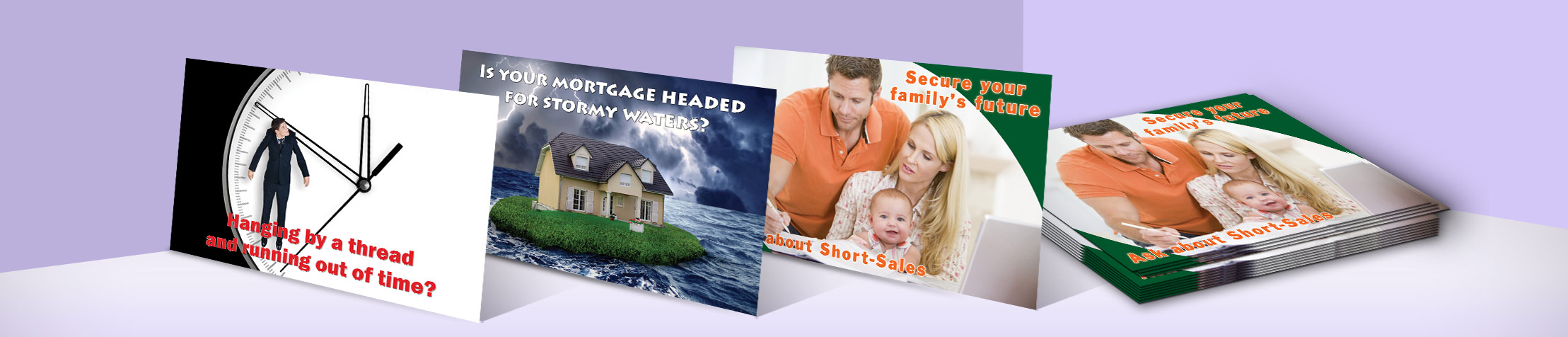 Foreclosure Post Cards