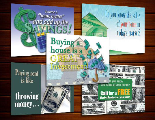 Real Estate Marketing Postcards - Online Designs, Ideas, Templates ...