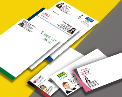Real Estate Stationery | BestPrintBuy.com