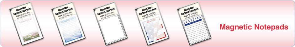Assist 2 Sell Magnetic Notepads