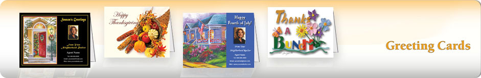 Century 21 Real Estate Greeting Cards