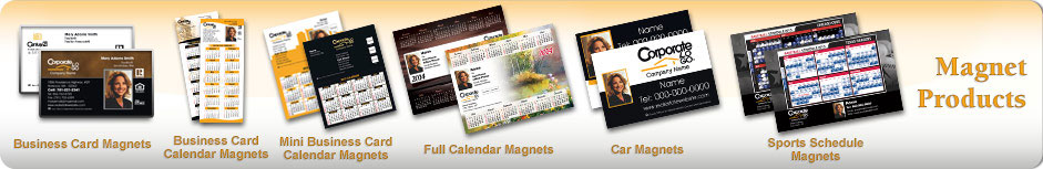 Century 21 Real Estate Magnet Products