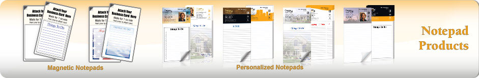 Century 21 Real Estate Notepads