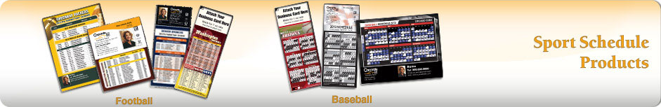 Century 21 Real Estate Sports Schedules