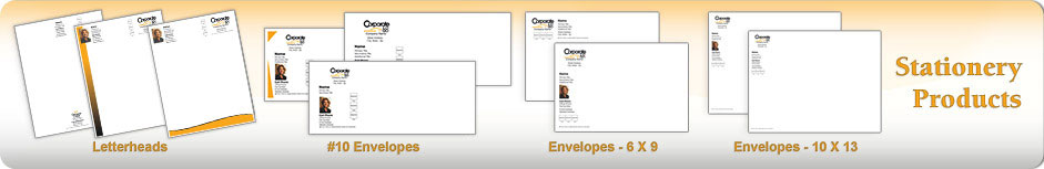 Century 21 Real Estate Stationery