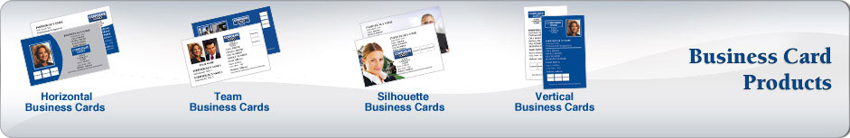 Coldwell Banker Real Estate Business Cards