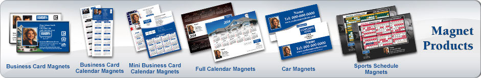 Coldwell Banker Real Estate Magnet Products