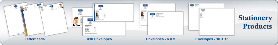 Coldwell Banker Real Estate Stationery