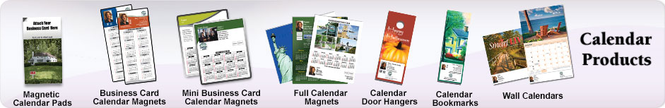 Independent Realtor Estate Calendars