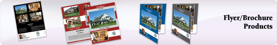 Independent Realtor Real Estate Flyers