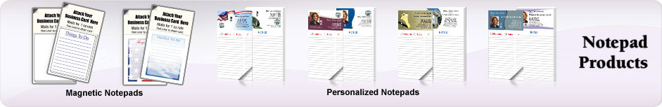 Independent Realtor Real Estate Notepads