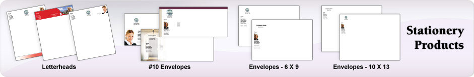 Independent Realtor Real Estate Stationery
