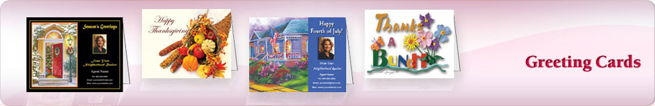 Independent Realtor Real Estate Greeting Cards