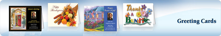 RE/MAX Real Estate Greeting Cards