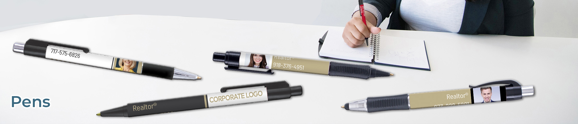 Century 21 Real Estate Pens - Century 21  personalized realtor promotional products | BestPrintBuy.com