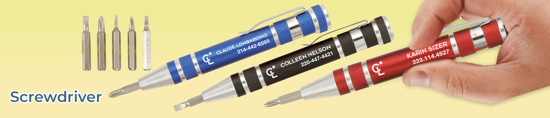 Coldwell Banker Real Estate Flashlights - Coldwell Banker personalized realtor promotional products | BestPrintBuy.com