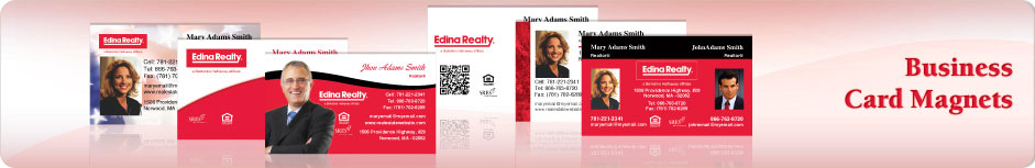 Edina Realty Real Estate Magnet Products