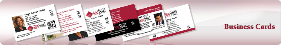 Home Smart Real Estate Business Cards
