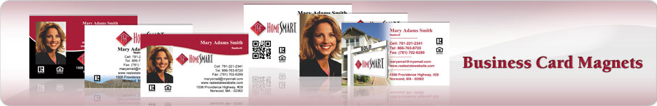 Home Smart Real Estate Magnet Products