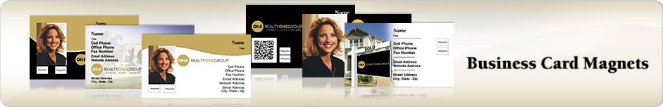Realty ONE Group Real Estate Magnet Products