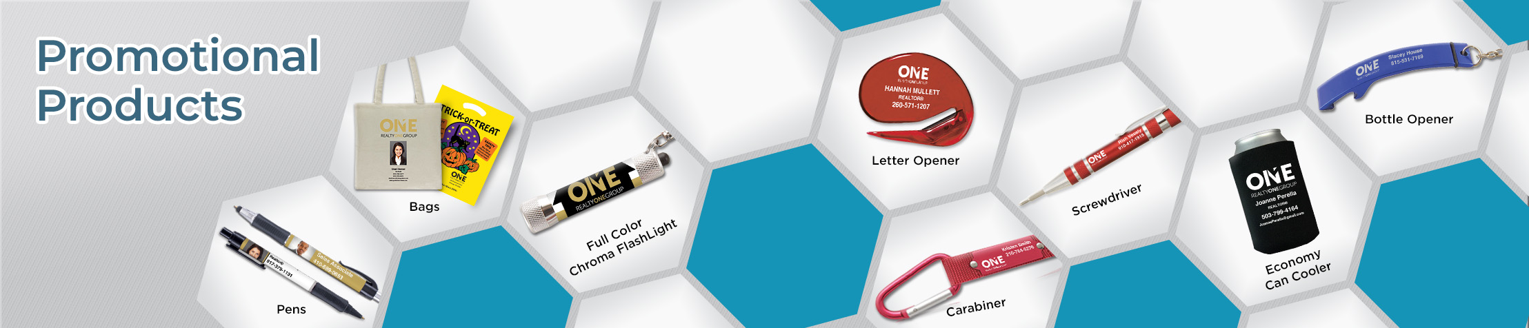 Realty One Group Real Estate Promotional Products - Realty One Group  personalized promotional pens, key chains, tote bags, flashlights, mugs | BestPrintBuy.com