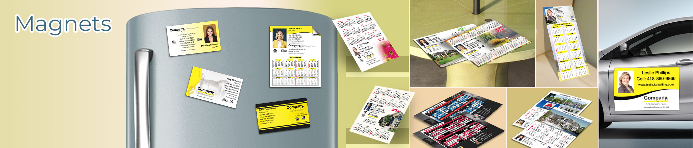 Weichert Real Estate Magnets - Weichert car magnets, sports schedules, calendar magnets | BestPrintBuy.com