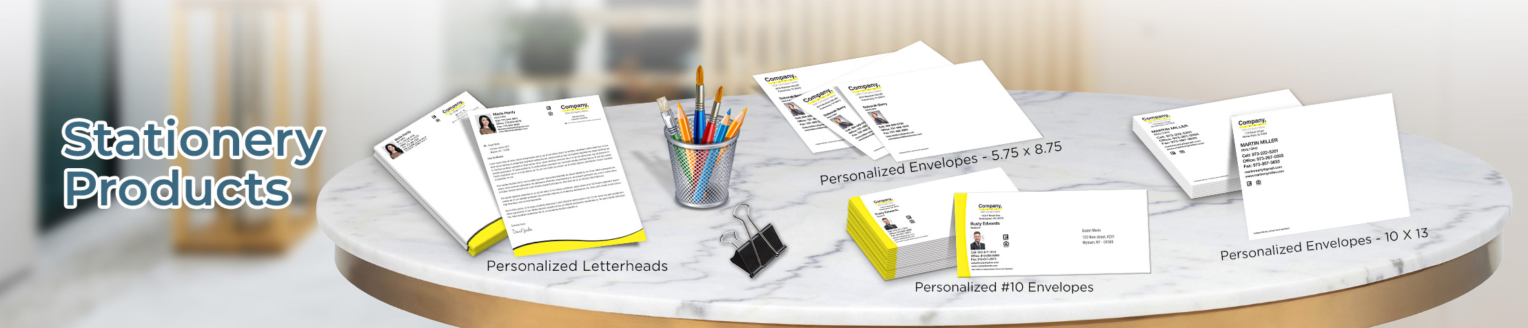 Weichert Real Estate Stationery Products - Weichert - Custom Letterhead & Envelopes Stationery Products for Realtors | BestPrintBuy.com